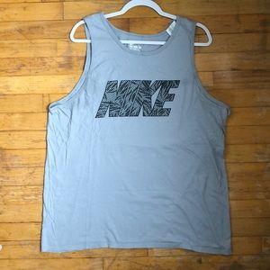 Men's Nike Bro Tank